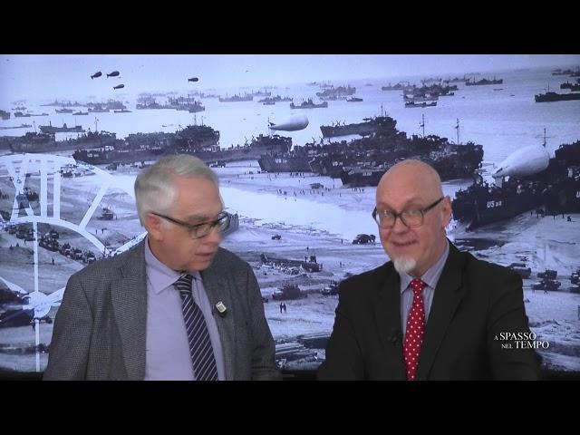 A SPASSO NEL TEMPO -  Lo Stato d'Israele e le guerre arabe, 3° puntata.