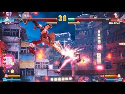 Fight Angel/格斗天使  Fight Angel/格斗天使 Trailer 2019  Gameplay