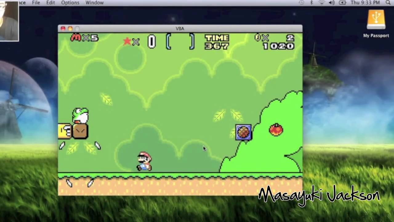 Gameboy Advance Emulator On Mac Youtube