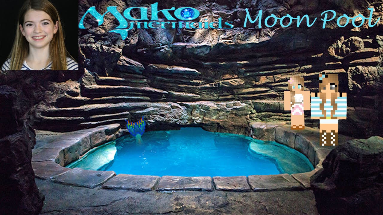 Dunk Island Moon Pool: Awesome Minecraft Moon Pool