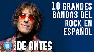 10 de las mejores bandas de rock en español