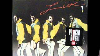 The Dramatics{Thank You For Your Love}Live.wmv