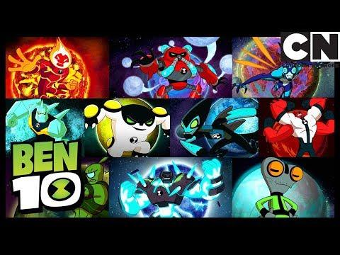 Бен 10 на русском: Миры пришельцев | Cartoon Network