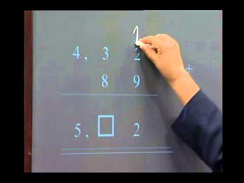 เฉลยข้อสอบ TME คณิตศาสตร์ ปี 2553 ชั้น ป.4 ข้อที่ 2