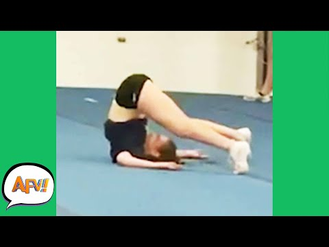 How NOT to FLIP! 😂   Funny Fails   AFV 2020