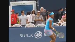 그녀가 세계 최고의 여자 테니스 선수인 이유 ダニエラハンチュコバ 検索動画 17