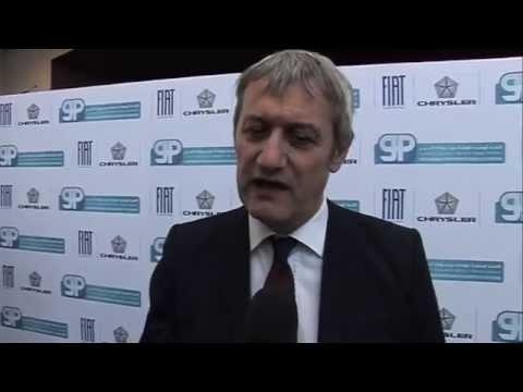 Marco Tronchi, PDG de Fiat Group Automobiles Maroc