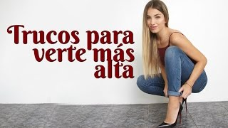 11 Trucos para verte más alta y estilizada   Natalia Merino