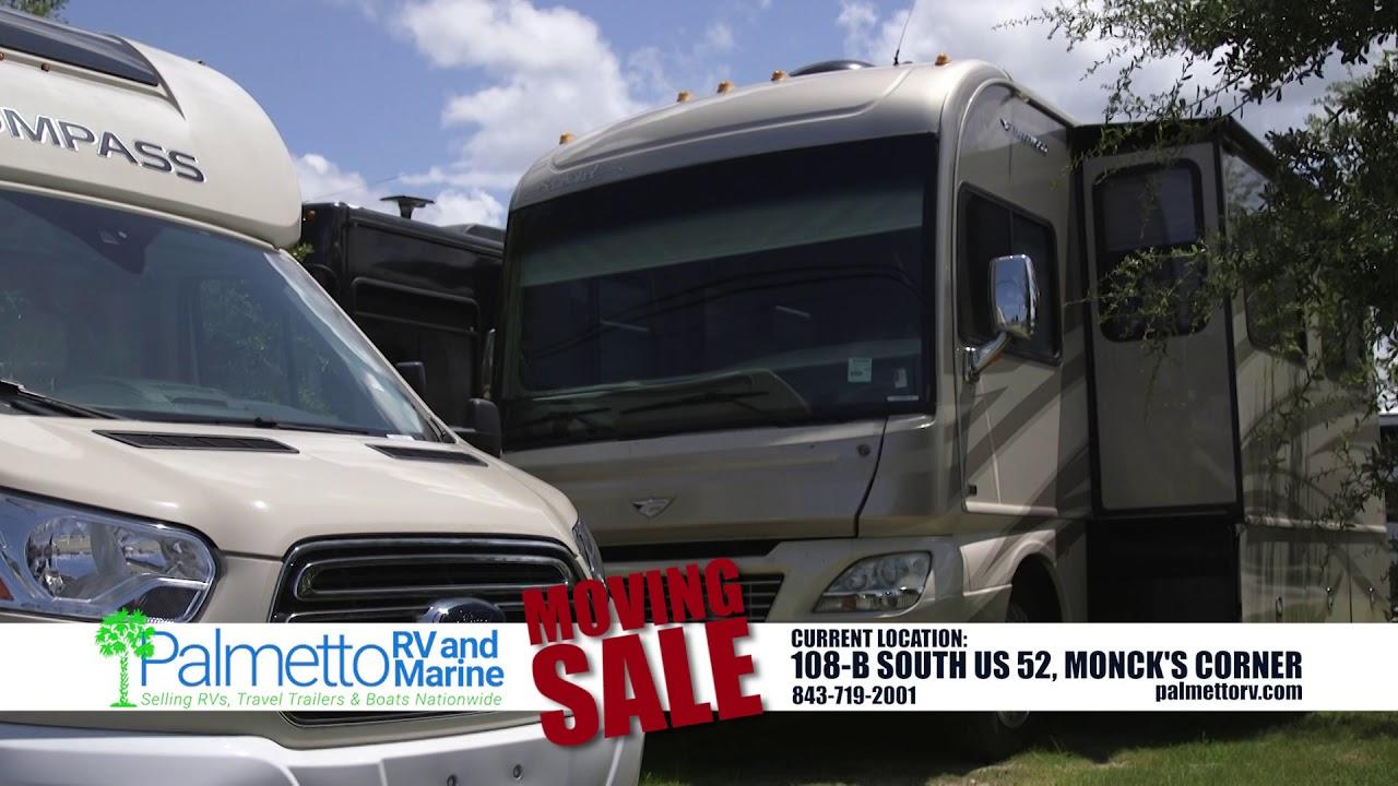 Palmetto RV & Marine - Buy New & Used RVs, Travel Trailers