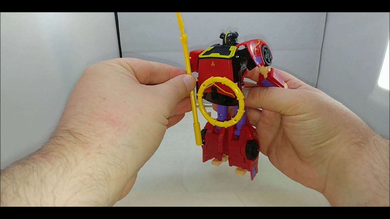 Chuck's Reviews Nezha Transformers Power Up Pack Nezha