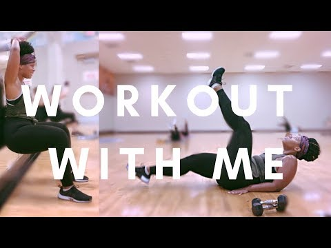 WORKOUT WITH ME | BOOTCAMP CLASS | TONING EXERCISES