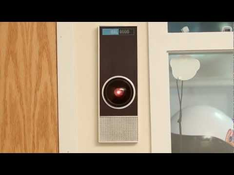 HAL 9000 Life-Size Replica from ThinkGeek