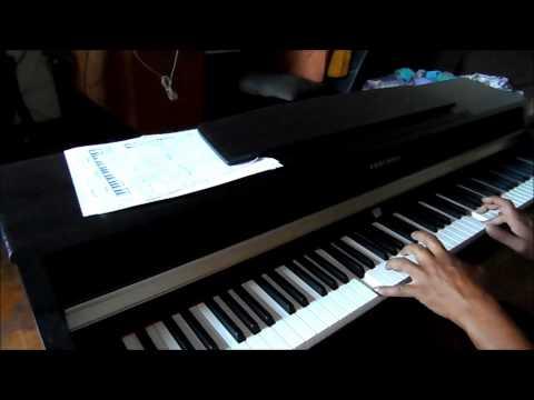 Prueba de sonido del Kurzweil MP10