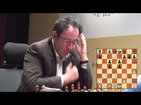The FIDE World Chess Championship Match. Game 12. V. Anand - B. Gelfand  (pt. 2)