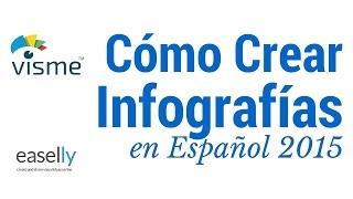 Tutorial para hacer infografías en Español 2015 con Easel.ly y Visme