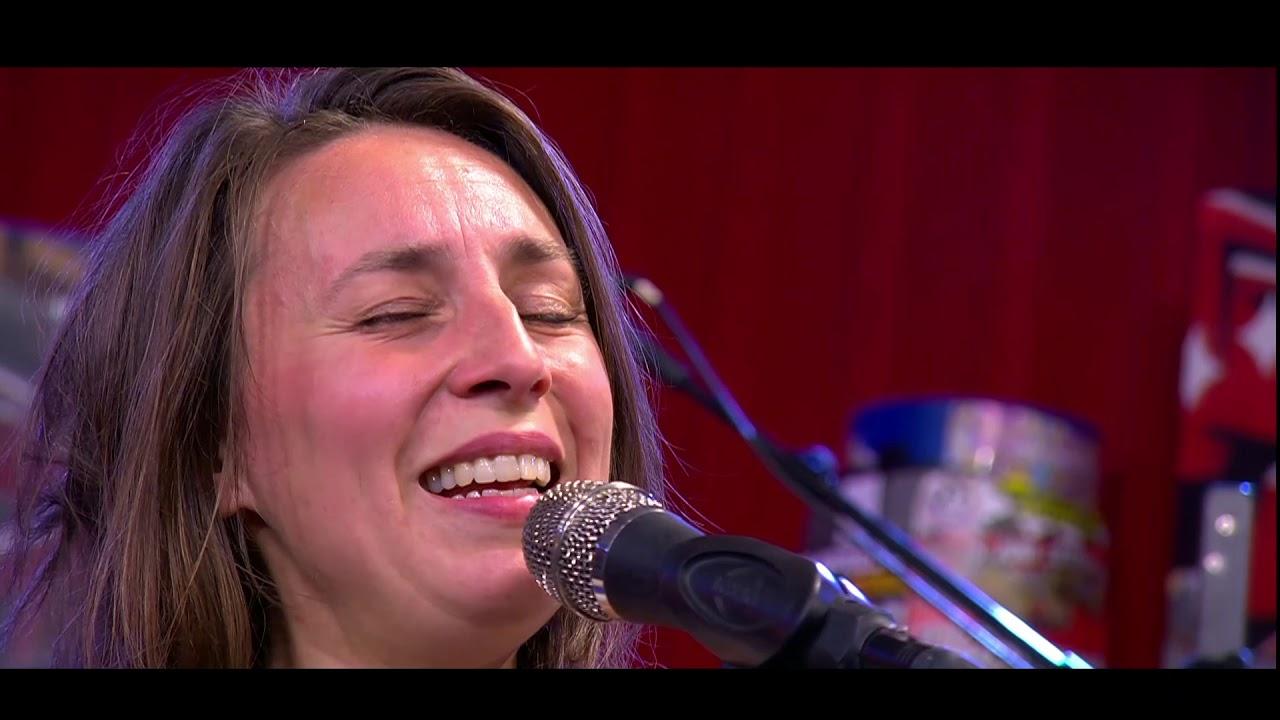 Sarah Söteman yn Noardewyn Live #omropfryslan