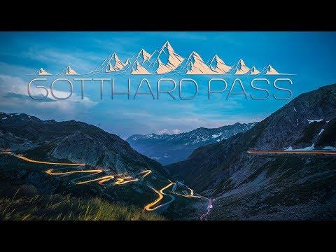 Switzerland 4K: Gotthard Pass