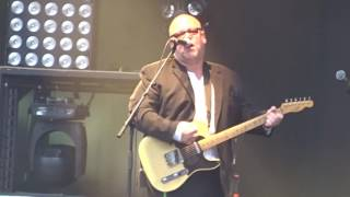 Pixies - Bel Esprit - Lollapalooza Paris 23 july 2017