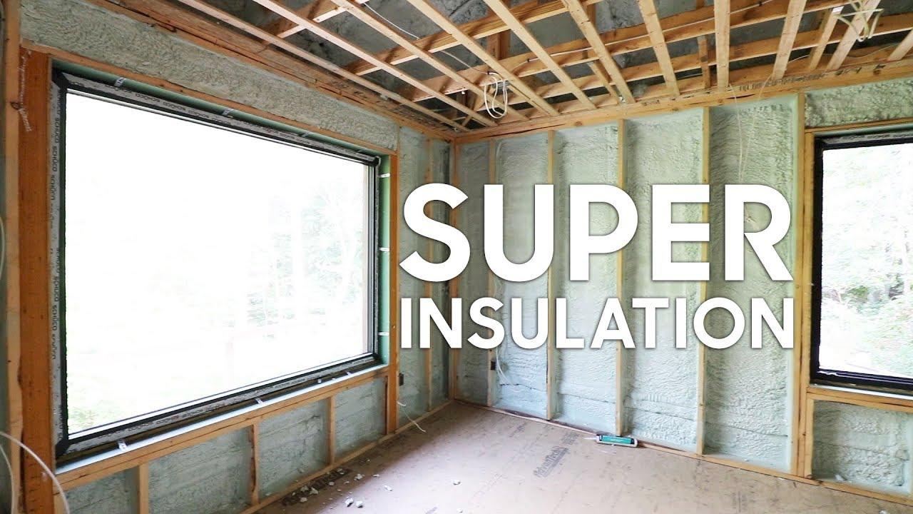 This house has some crazy insulation details youtube this house has some crazy insulation details solutioingenieria Choice Image