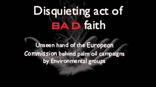 Palm Oil: Why does the European Commission violate the EU