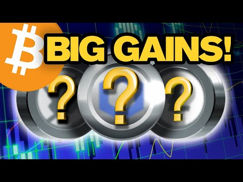 3 Altcoins Who Will Gain BIG In The Next Bull Run 💥📈