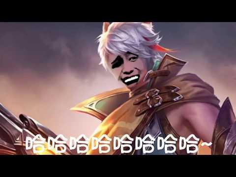 搞笑王者荣耀:刺客阿轲打辅助?带六个宝石,鲁班要哭了!