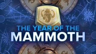 Hearthstone Preview: The Year of the Mammoth