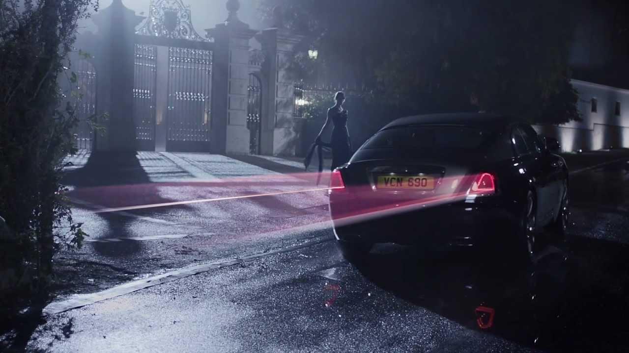 Rolls-Royce Wraith Launch Film 2013