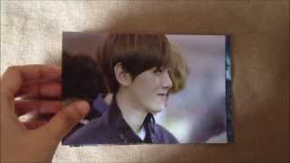 "Polarlight 1st Photobook & DVD ""Nothing But The Beat"" Unboxing"