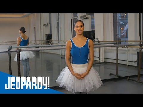 Black History Month: Misty Copeland & The Tuskegee Airmen   JEOPARDY!