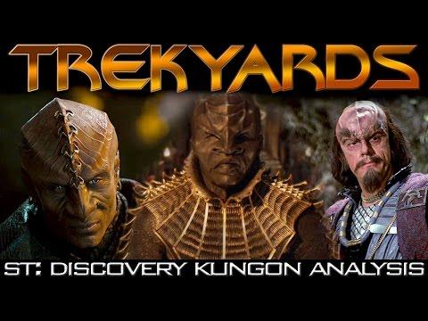 ST: Discovery Klingons Full Analysis (Trekyards)