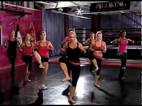 Piloxing The Hot Hybrid Workout That s Got Us Throwing Punches