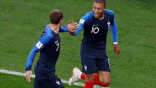 Továbbjutott a francia válogatott