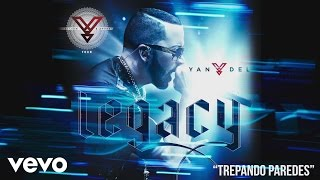 Yandel - Trepando Paredes (Cover Audio)