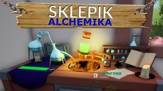 Zakładam SKLEP ALCHEMICZNY - Alchemy Garden