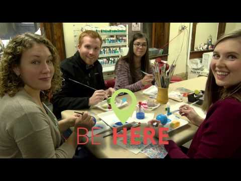 Be Here Initiative - Thriving in the Venango Area