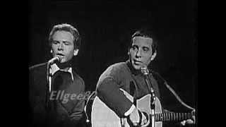 Simon & Garfunkel - A Most Peculiar Man - Live at Granada