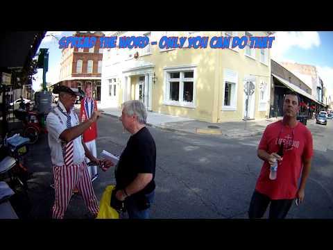 English Cuck vs Bad Ass Uncle Sam