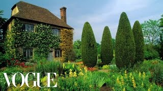 Designing Garden Rooms to Structure an Open Space – Miranda's Garden - Vogue