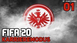 DIE EUROPA-TOUR GEHT WEITER | FIFA 20 KARRIEREMODUS # 1 | EINTRACHT FRANKFURT