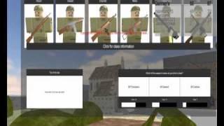 Roblox Spiel: WWII - Kampf um Ceratan