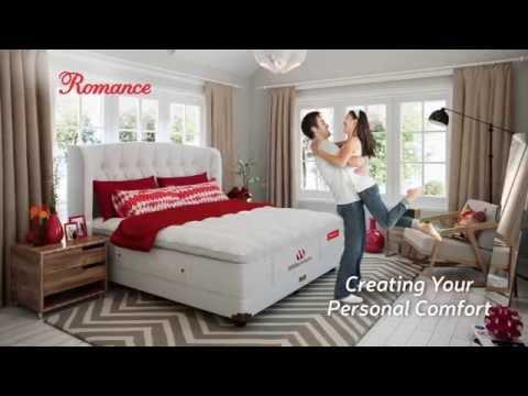 Romance Springbed - Introducing the New Romance
