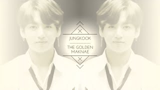 """Jungkook the golden maknae❤️ [reasons why he is called """"the golden maknae""""]"""