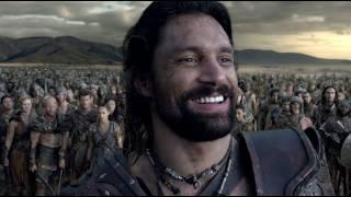 Сериал Спартак. Крикс, Агрон и Нэвия опустошают Италию
