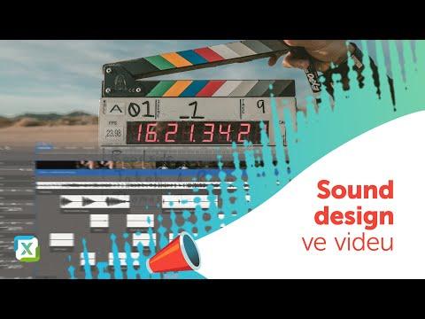 ZPSX - Jak pracovat se zvuky ve videu