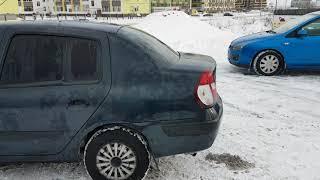 Renault Symbol 2006 год