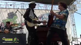 Long Tall Sally (Little Richard) - The Chambers Brothers - LIVE!! @ Simi-Cajun - musicUcansee.com