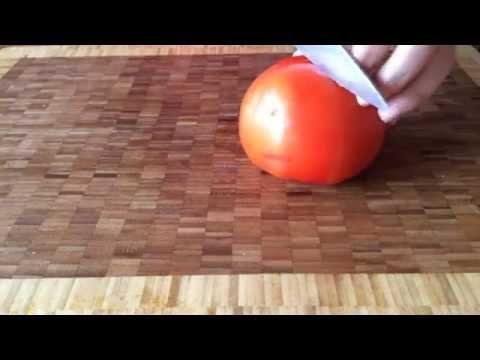 Spicy Stewed Tomatoes | Bandora Maqliyya