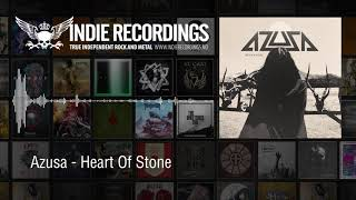 AZUSA - Heart Of Stone (Official Audio)