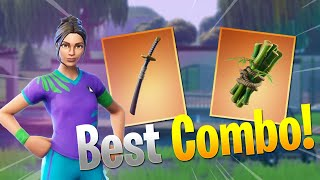 Fortnite - Best Poised Playmaker / Soccer Skin Combos With Back Blings (2019 - Season 7)